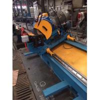 Automatic Cold Cut Pipe Saw Without Burr Heavy Duty Customized Design Manufactures