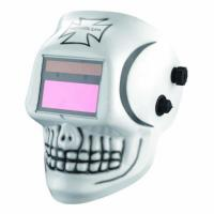 SKULL Painted Welding Helmet TIG MIG ARC Welding Auto Darkening Welding Mask Manufactures