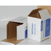 Quality Gift Box in Corrugated Board Offset or Flexo Printed for sale