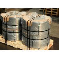 High Tensile galvanized wire ,  Zinc Coating High Carbon Steel Wire Weight 95 g/m2 Manufactures