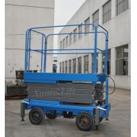 Quality 500Kg Loading Capacity Hydraulic Mobile Scissor Lift with 6 Meters Platform Height for sale