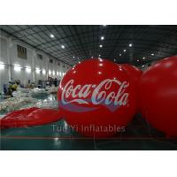 Quality Light Weight Air - Sealed Fly Helium Balloons Brand Drink Promotional Spheres for sale