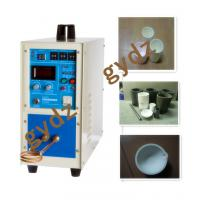 15KW High Frequency Induction Heating Machine  as Induction Furnace Melting jewelry Manufactures