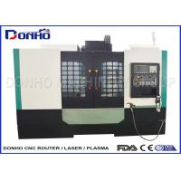 Auto Tool Changer CNC Milling Machine , 3 Axis Machine For Light Alloy Processing Manufactures