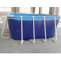 Quality Square Inflatable Family Pool For Competition,having Some Fun,even school for sale