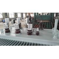 High Voltage Power Transformer S9 6 - 35kV 3 Phase Low Noise For Power Plant Manufactures