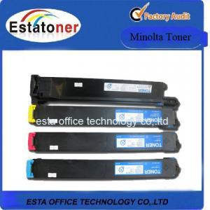 TN210 Compatible Konica Minolta Toner , Konica Minolta Bizhub C250 C252 C252P C250P Manufactures