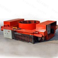Metallurgy Industry Rail Cart  Ladle Transfer Wagon electric remote control Manufactures