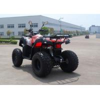 Red Four-stroke Utility 150CC ATV CVT With EPA for Farm , MDL 150AUG Manufactures
