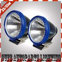"""9-32V 55W 9"""" HID xenon work light,HID Driving light,HID Working Light Offroad Truck SUV Manufactures"""