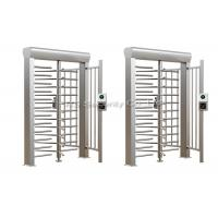 Automatic Turnstiles Security Pedestrian Gate Full Height Turnstile Manufactures