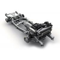 Automotive Chassis Auto Parts ED Painting High Anticorrosive Performance Manufactures