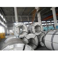 304 304L 430 Hot RolledStainless Steel Coils , Cold Rolled Polished Roll Strip NO.1 Surface Manufactures