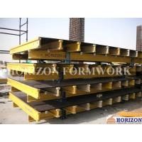 Universal Slab Formwork Systems , Movable and Efficient Table Form For Slab Manufactures