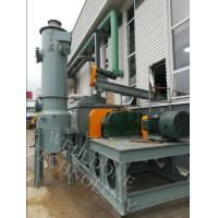 CS Material Sludge Drying Equipment , Rotary Sludge Dryer 80 - 250℃ Drying Manufactures