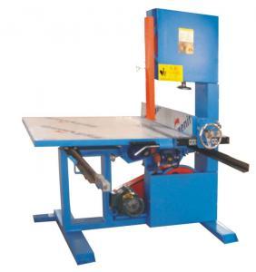 Vertical Polyurethane Memory Foam Cutting Machine Fast Wire Semi Automatic Manufactures