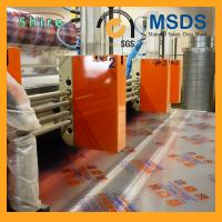Buy cheap Extrusion Polycarbonate Hollow Plate EVA Self Adhesive Protective Plastic Film Transpatrent from wholesalers