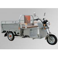 China 48V 800W Motor Electric Three Wheel Motorcycle 3 Wheel Cargo Motorcycle Steel Wheel on sale
