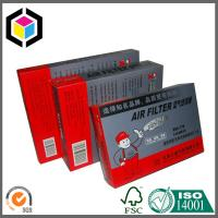 CMYK Full Color Printing Auto Parts Paper Corrugated Packaging Box; Paper Boxes Manufactures