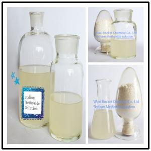 Professional Agrichemicals Sodium Methanolate White Powder CAS 124-41-4 Manufactures