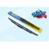 16 Inch Beam Wiper Blade , Metal Frame Windshield Wiper Blades OEM Manufactures