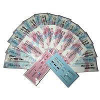 Disposable Ovulation Urine Test Strip / Home Check Ovulation Test Kit Manufactures
