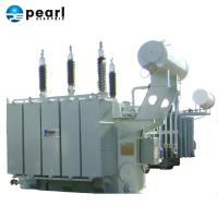 High Reliability  Power Transformer With Two Windings 20 Mva 110 Kv Manufactures