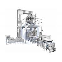 Buy cheap Auto Weighing Granular Packaging Machine For Nuts Doy / Cheese Snack from wholesalers