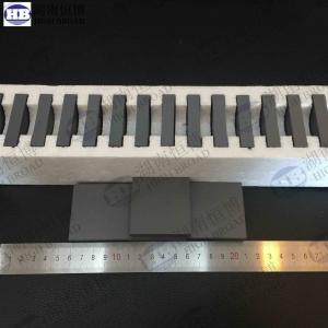 Boron carbide Bulletproof plate(NIJ Level III Stand Alone) / Body armor plate/ Ballistic plate Manufactures