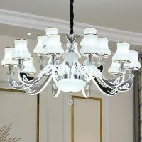 Buy cheap Remote Control Led Acrylic Chandelier for Indoor home Lighting Fixtures (WH-LC from wholesalers