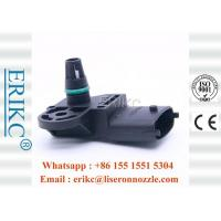 China 0281002845 Fuel Pressure Sensor Fiat Iveco Opel Auto Car Sensor  51792301 55206797 on sale