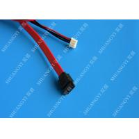 Quality SATA 7+15Pin HDD Power Cable Male To Male Extension Lightweight for sale