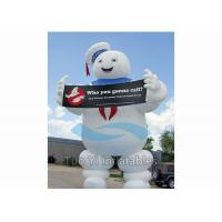Waterproof PVC Inflatable Character , Quick Inflated Inflatable Characters Manufactures