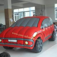 inflatable car carton inflatable car advertising model characteristic Manufactures
