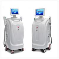 Vertical Multifunctional Shr Hair Removal Machine With Dual Wavelength Limited Manufactures