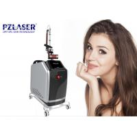 Professional Laser Tattoo Removal Machine Picosure Laser Machine Wind And Air Cooling Manufactures