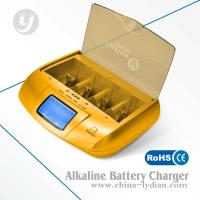 Non- Rechargeable Alkaline Battery Charger NiMH NiCd With USB Port Manufactures