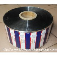 Customized Safe Printed Plastic Film / Milk Powder Laminated Packaging Film Manufactures