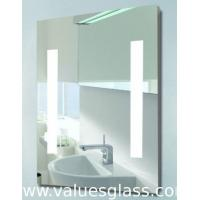 AC 110V/230V LED Touch Screen Mirror , Illuminated Wall Mirror Long Service Time Manufactures