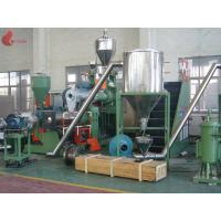 PVC 220mm plastic pelletizing equipment / machinery 9Cr18MoV With 950HV - 1020HV Hardness Manufactures