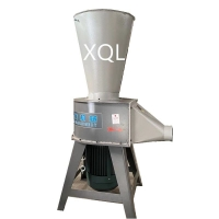 Foam Shredder Machine 7.5kw Motor Grey Color With Hand Safety Device Manufactures