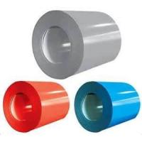 color pvdf coating painting galvanized cold rolled  steel roofing sheetl coil custom Manufactures