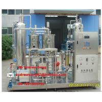 carbonated mixing machine Manufactures