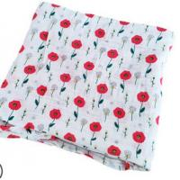 Quality Cute Baby Towels And Washcloths , wholesale bamboo swaddle blanket muslin gauze for sale