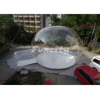 OEM/ODM Inflatable Bubble Tent For You Enjoy 360 Degree Views Manufactures