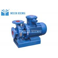 No Leakage Centrifugal Water Pump , Water Suction Industrial Pipeline Pump Manufactures