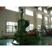 120L Falling Or Internal Banbury Mixer Machine For PVC Floor with Cast Steel Manufactures