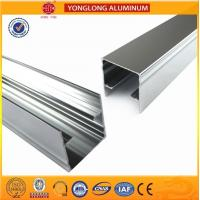 Anti - Oxidant Polished Industrial Aluminium Profile For Transportation High Purity Manufactures