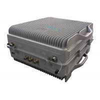 90dB High Gain Wireless Mobile Signal Repeater GSM 900MHz For Airport / Tunnel Manufactures