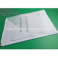High Transparency 170 Mic PVC Binding Covers A3 Accurate Size Without Any Deviation Manufactures